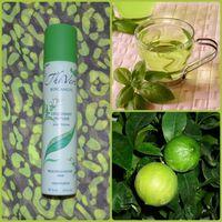 НОВАЯ ЗАРЯ Зеленый чай Бергамот (The Vert Bergamote) Парфюмированный Дезодорант-спрей (Spray) 75мл