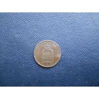2 оре 1874. С 1 рубля