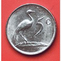 22-22 ЮАР, 5 центов 1983 г.