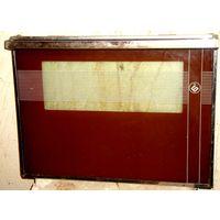 Внешнее стекло от дверцы духовки для устройства: Газовая плита 1457-2, 1452 и других. Брестский завод газовой аппаратуры.