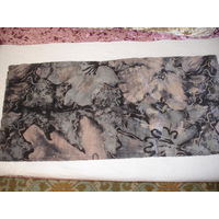 Ткань велюр 39 см х 84 см отрез на подушечку или сидушку.Очень прочная ткань
