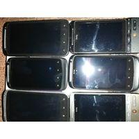 Лот телефонов HTC