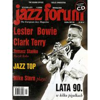 Jazz Forum: The European Jazz Magazine, 2000, nr 1-2