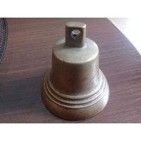 Старый колокол Бронза  без язычка  Отличное внешнее состояние не с рубля