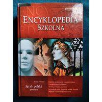 Encyklopedia Szkolna Jezyk Polski Gimnazjum // Книга на польском языке