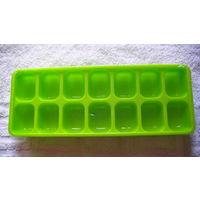 Форма для льда, пластик 2 шт. распродажа