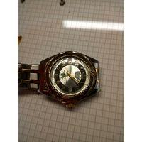 """Часы """"Спецназ"""" автоподзавод с родным массивным летым браслетом"""