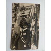 """Парад ветеранов  """"STAHLHELM"""" 1930г."""