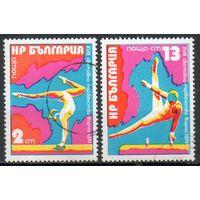 Болгария. 1974г. XVIII чемпионат мира по гимнастике в Варне.