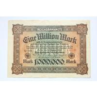 Германия, 1 млн. марок 1923 год