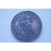 Старая монетка 1645 , копия, 40 мм