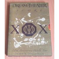 Dream Theater - Score (20th Anniversary World Tour, 2006, 2 x DVD-5)