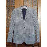 Пиджак мужской H&M (р-р 46, рост 170-175) летний, стильный.