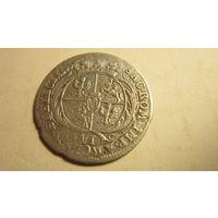 Польша (королевство) Август III 6 грошей 1775 год