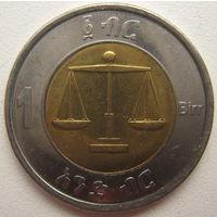 Эфиопия 1 быр 2010 г. (d)
