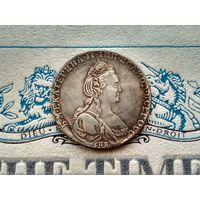 Монета РИ, 1 рубль 1779.