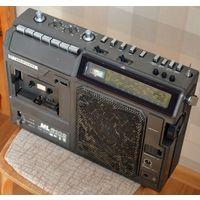 """Магнитола """"Радиотехника МЛ-6102"""" (СССР, 1988)"""