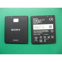 Аккумулятор BA900 Sony Xperia ST26i J/LT29i TX/ L /C2104 /C2105