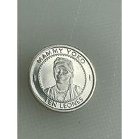 10 леонес 1996 г., Сьерра-Леоне