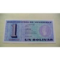 Венесуэла 1 боливар 1989г. 03694349  состояние.    распродажа