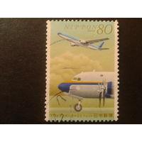 Япония 2002 самолеты
