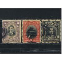 Эквадор 1901-15 Персоналии