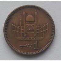 Пакистан 1 рупия 1999