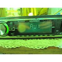 Магнитола Soundmax scc3035