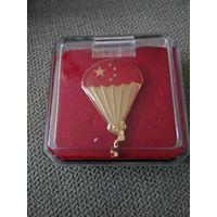 Китайский парашютист.