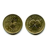 Гана 500 седи 1998 состояние