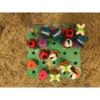 Конструктор цветочная поляна