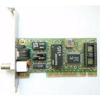 Сетевая карта Acorp L-970, PCI 10 Mbit BNC/UTP