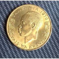 20 центов 1976 Танзания