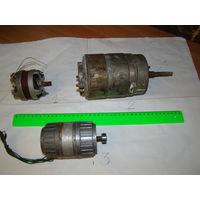 Электродвигатели 3шт.(см.описание)