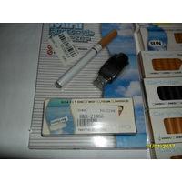 Электронный атомайзер и запасные картриджи(14 упаковок)