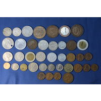 Коллекция иностранных монет. С РУБЛЯ! АУКЦИОН!!!
