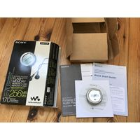Sony Walkman nw-e103 Mp3 крохотный плеер (до 70! часов от одного алкалайнового аккумулятора)
