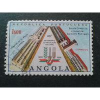 Ангола, колония Португалии 1966 40 лет нац. революции, госпиталь