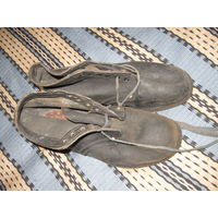 Ботинки 42р-р. вов.вмв.реконструкция ркка 6 люверсов