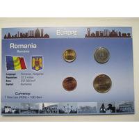 Румыния, набор монет