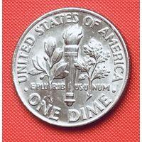 22-23 США, 10 центов 2003 г. (Р)