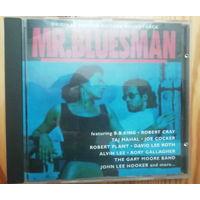 Продажа коллекции. Various. Mr. Bluesman. (CD, Compilation)