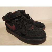 Высокие кроссовки Nike р.40
