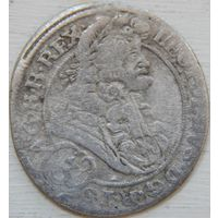 16. Австрия 3 крейцера 1695 год