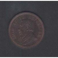 Южная Африка. Трансвааль. 1 пенни 1898 г.