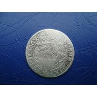 6 грошей (шостак) 1664 (3)