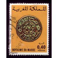 1 марка 1979 год Марокко 905