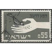 Израиль. Борьба с голодом. 1963г. Mi#282.