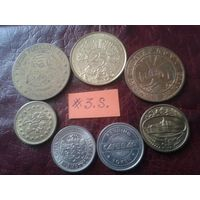 Недорого! Лот коллекционных жетонов!(лот#.3S)+ Бонус! Сегодня новые аукционы!!