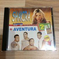 MP3- Shakira+ Aventura